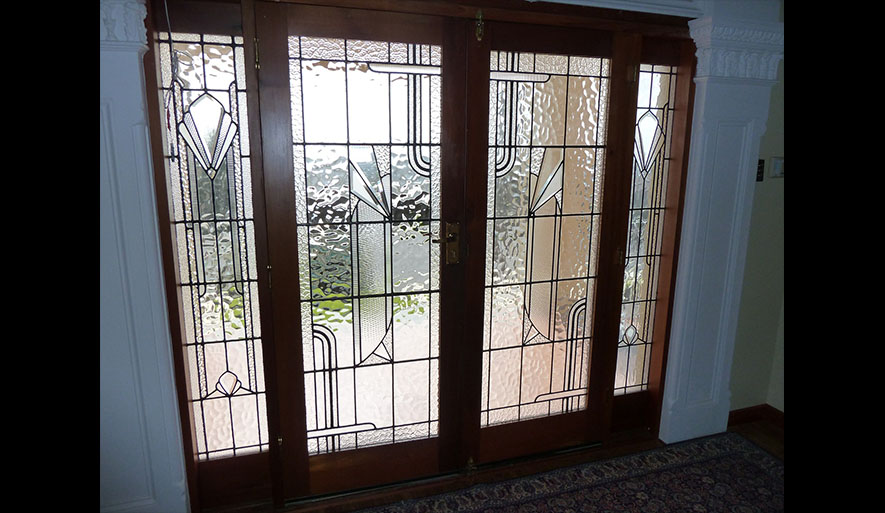 Bathroom Windows Adelaide art deco - adelaide glass painters